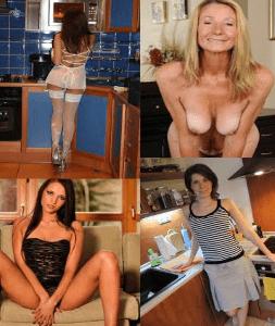 Hausfrauen privat ficken