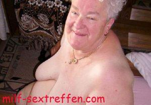 Rüstige Rentner für Omasex gesucht